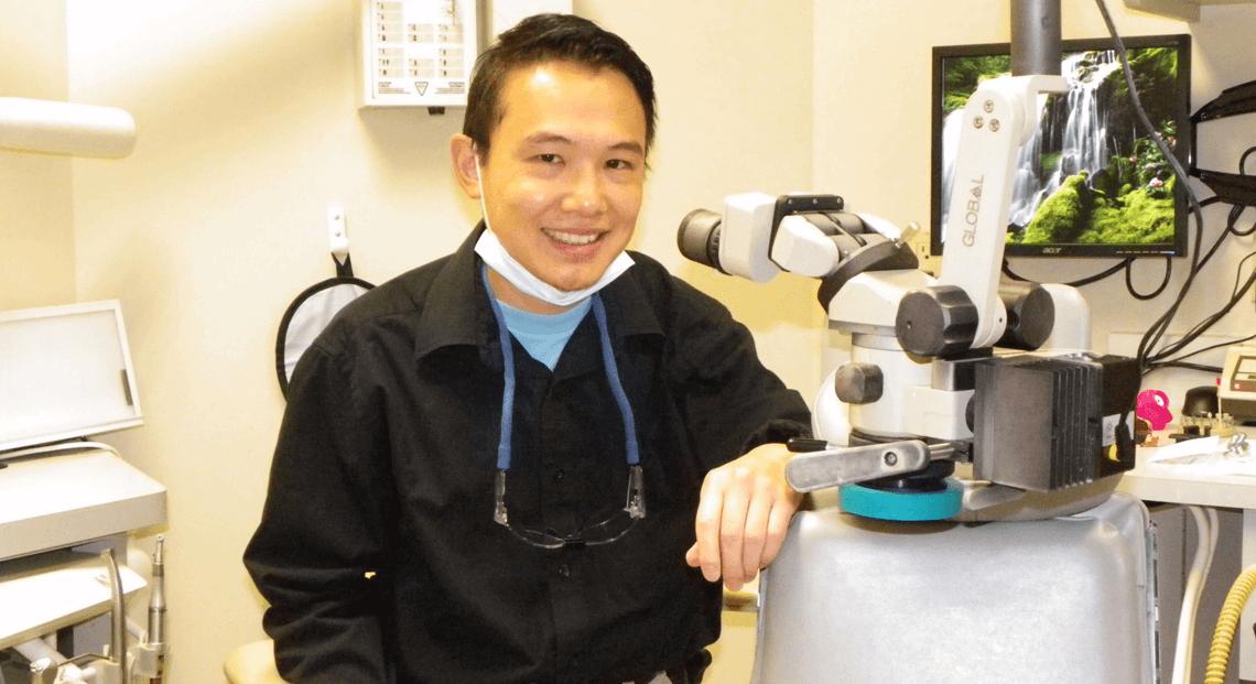 Dr Elston Wong