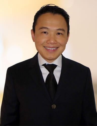 Dr. Elston Wong Portrait